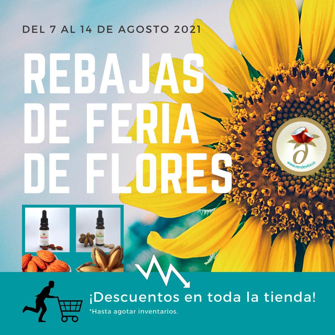 📢¡Bajamos los precios por feria de flores!💥